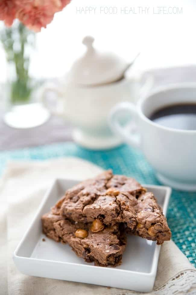 Mornings can be hard. Sometimes they require a little extra spoiling, like these Salted Caramel Chocolate Scones. You're sure to start the day off right with one of these dunked in your coffee. Click through to get this amazingly addictive recipe for breakfast or brunch.