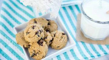 Everything-Free Cookies (dairy-free, gluten-free, egg-free, nut-free, & sugar-free)