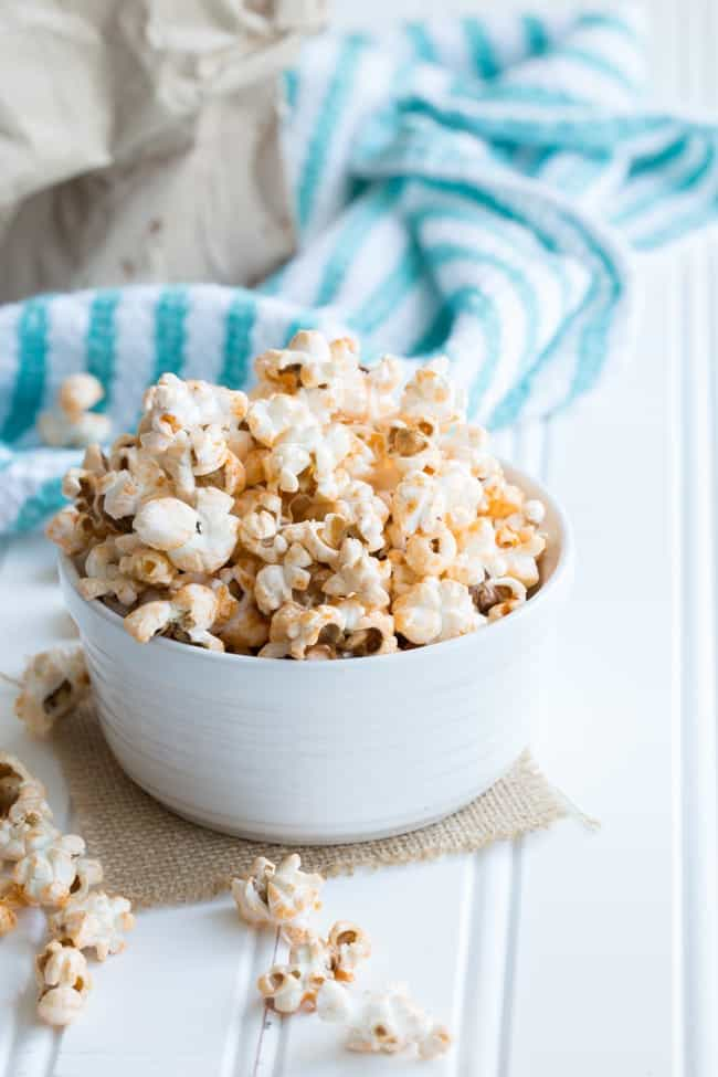 3-Ingredient BBQ Popcorn