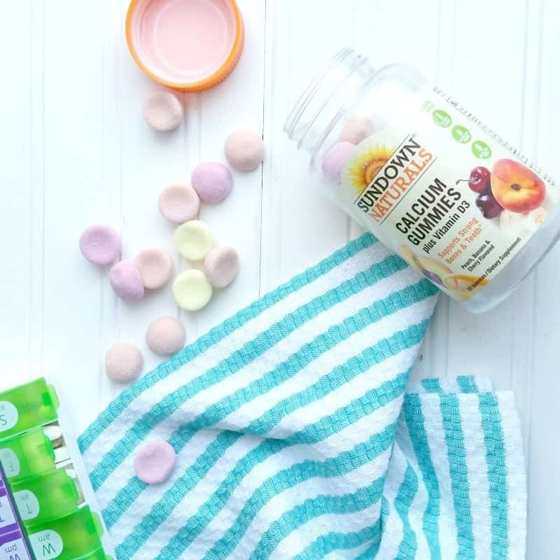 Gummy Vitamins to make you feel younger and full of health!