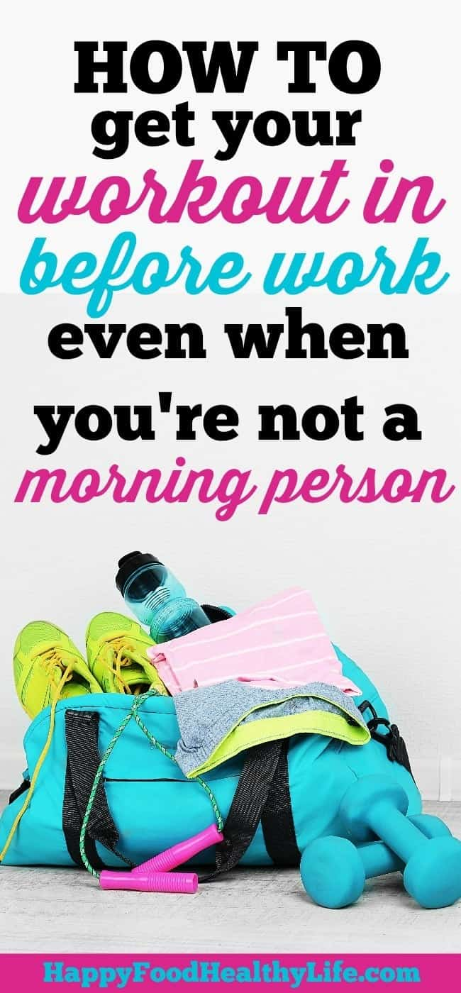 Wake Up Early | Workout | Fitness | Healthy | Working Mom | Busy Mom