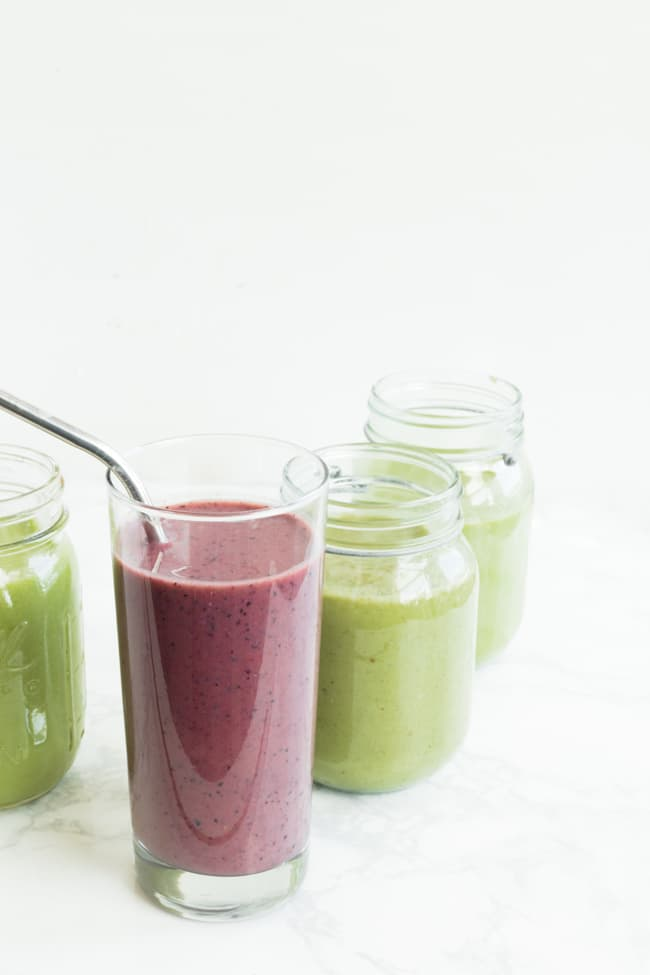Make Ahead Freezer Smoothies are going to save you so much time while still keeping you healthy and on the go.