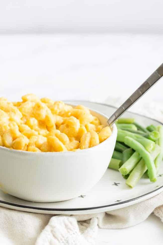 INSTANT POT | VEGAN | MAC & CHEESE | DAIRY-FREE | QUICK DINNER | EASY RECIPE | PRESSURE COOKER
