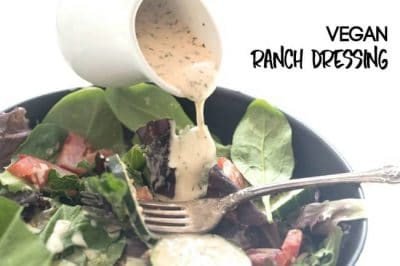 VEGAN RANCH DRESSING