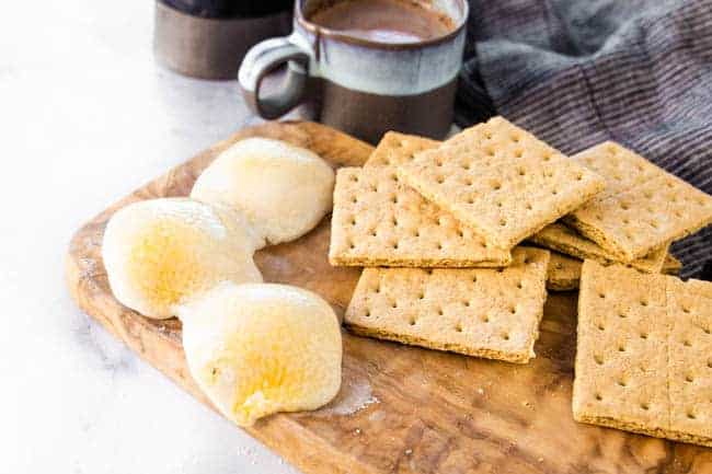 vegetarian marshmallows - roasted marshmallows recipe