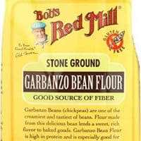 StarSun Depot Stone Ground Garbanzo Bean Flour, 16 oz (1 Item)