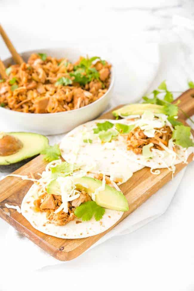 VEGAN JACKFRUIT CARNITAS