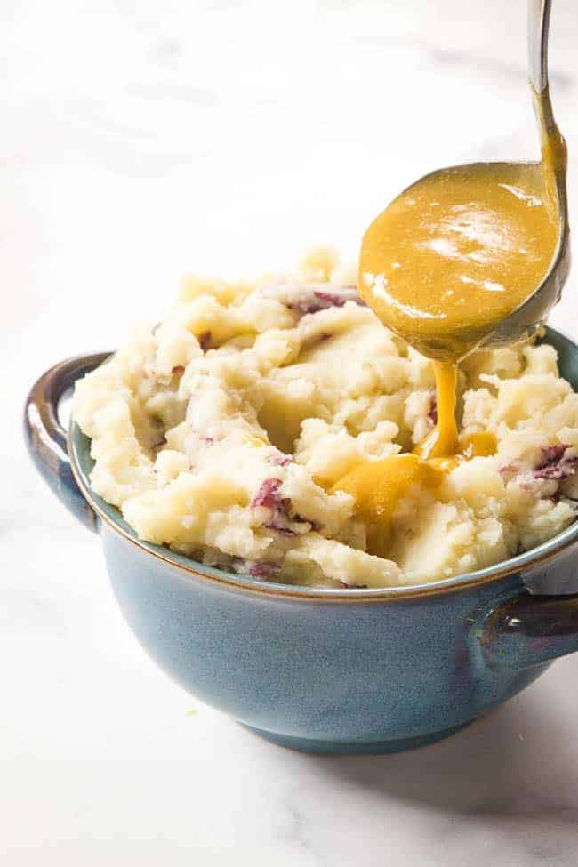 vegan mashed potatoes recipe