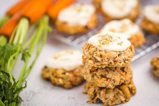 This carrot cake cookie recipe is the only one you'll need!