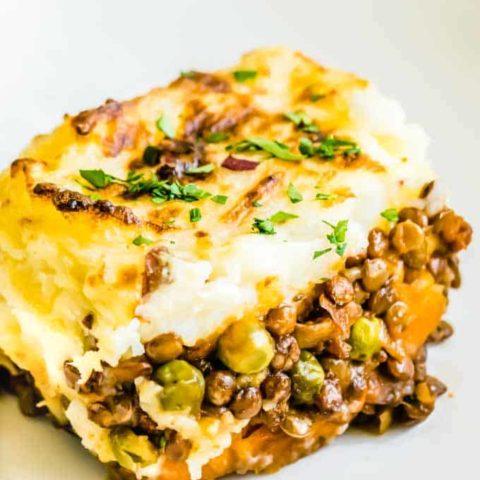 Vegetable Shepherd's Pie Recipe